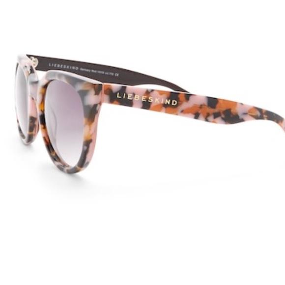 a5bcbcd06b4c Liebeskind Berlin Aviator Sunglasses designer